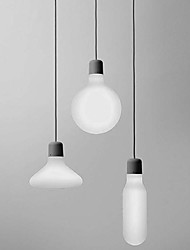 Pendant Lights , Modern/Contemporary Living Room Metal