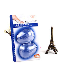Transparent Silicone Toes Protection Case Health Care Toe Massager Foot Beauty Tool