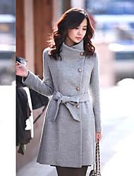 Women's Wool Blend Casual MFSJ