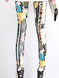 Women's Fashion Sexy Clothing Printing Legging