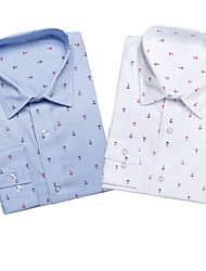 2-Piece Long Sleeve Shirts Combo