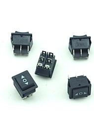 250V 20A Ship Style 6Pin Switch  5 PCS