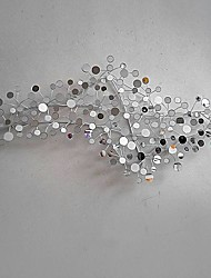 Metal Wall Art Wall Decor,Babysbreath Wall Decor
