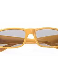 retardador patrón gafas 3D polarizadas para tv