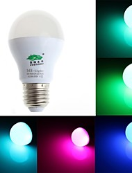 zweihnder e27 6w 450lm 6000-6500k 2.4ghz transmissão rf luz lâmpada led rgb sem controle remoto (AC 85-265V)