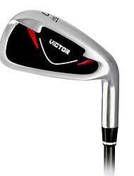 pgm Golfclub Herren 37 Zoll 7 # r Graphitschaft Gummigriff schwarz + rot Mashie niblick