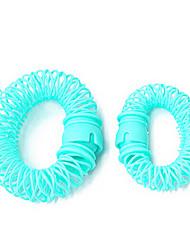 6pcs rosquinha aparelhos ferramentas de cabelo cabeça pêra dispositivo em forma de cabelo instalado