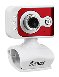steboo R9 High-Definition-UVC-Nachtsicht 12-Megapixel-Webcam mit Mikrofon