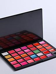 35-color drie-dimensionale lipgloss dozen