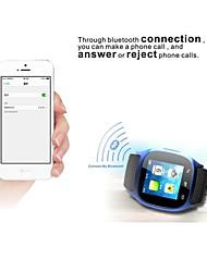 Touch-Screen-intelligenten Smart-Uhr-Telefon-Mate für iPhone iOS samsung android
