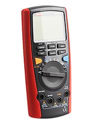 UNI-T UT71C Интеллектуальный ЖК-цифровой Вольт Ампер Ом Емкость измеритель температуры