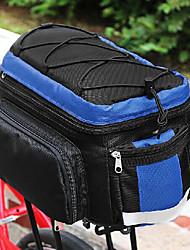 COOLCHANGE Blue&Black Lightweight MTB Trunk Bag