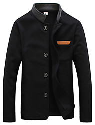 SMR Men's Fashion Stand Collar Jacket_17001