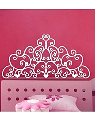 JiuBai™ Bed Wall Sticker Wall Decal, 58*117CM