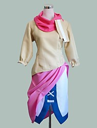 inspirada por trajes cosplay log horizonte SERA