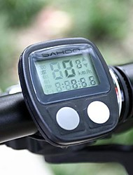 Cycling Mini Waterproof Speed Time Mileage Wired Computer