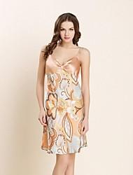 Women Silk Pajama Medium
