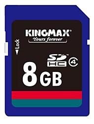 kingmax® SDHC-Speicherkarte - 8 GB (Klasse 4)