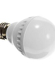 5W E26/E27 Ampoules Globe LED A60(A19) 18 SMD 2835 360-400 lm Blanc Chaud Décorative AC 100-240 V