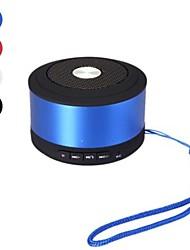 mini alto-falante sem fio bluetooth portátil compatível com a função fm e viva-voz