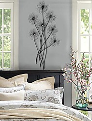 Metal Wall Art Wall Decor,Beautiful Flowers Wall Decor
