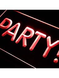 la fête i275 signe de la lumière bar décor au néon