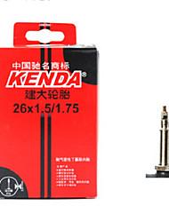 kenda 26inch 26 * 1.5 / 1.75 butylrubber fv 34mm mtb buis