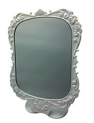 Specchio 1 22*16*2.3 Bianco