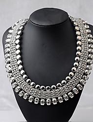 mts westlichen Stil vintage diamonade Halskette