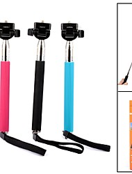 Cheaper Price Fashion Extended Monopod For Smartphone Three Colors Avaliable