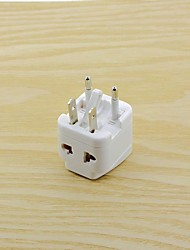 Universal Travel Receptacle Can Accept Different Plugs All Over The World (100V-240V)