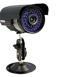 700 ТВЛ 3.6 мм 36IR помещении на открытом воздухе водонепроницаемый ночного видения CCTV камеры безопасности