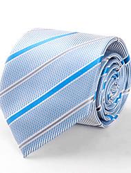 9 CM Wide Multicolor Silk Tie