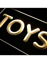 giocattoli i283 negozio luce al neon segno
