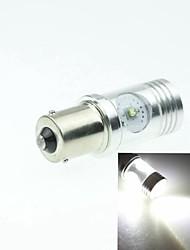 bau15s 1056 py21w cree xp-e levou 20w 1300-1600lm 6500-7500k ac / dc12v-24 por sua vez, luz -prata branco transparente