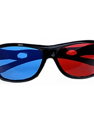 Myopia Red Blue 3D Glasses for Computer