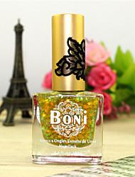 1pcs boni pro-environnement paillettes vernis à ongles bouteille de dentelle no.2-46 (couleurs assorties)