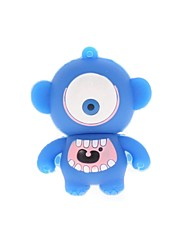 ZP Big Eye Cartoon Character USB Flash Drive 8GB
