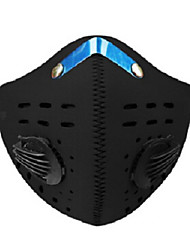 COOLCHANGE Black Dust-anti Warm-keeping Cycling Face Masks