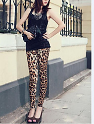 Women's Fashion Leopard Leggings