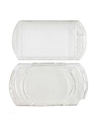 Protector Clear Crystal Hard Case Cover Skin for PSP Go