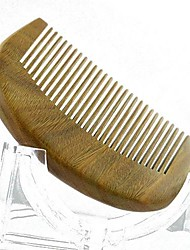 High Quality 9X5.5cm Sandalwood Wooden Comb Health Comb