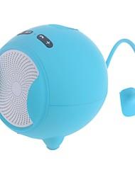 High Fidelity Stereo Mini Bluetooth  V2.1 Stereo Speaker with Handsfree / Mic / TF / Micro USB