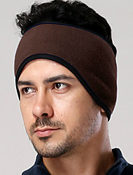 INBIKE Brown Outdoor Cycling Polyester Warm Keeping Head Band Earflaps