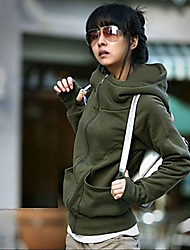 Chaoliu New Korean Style Womens Slim Fit Fleece