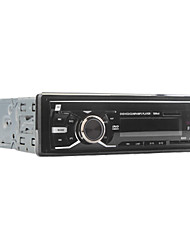 1 din carro DVD player universal destacável fixado com dvd, usb, sd, fm