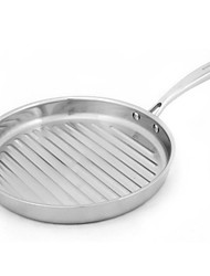 BODEUX® Steak Skillets 304 Stainless Steel 49cm*27cm*4.1cm