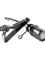 Professional Upgrade Clip-On Microphone
