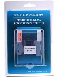 Professional LCD Screen Protector Optical Glass Special for Nikon D5300 DSLR Camera