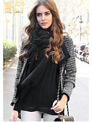 Women's Coats & Jackets , Knitwear Casual Long Sleeve